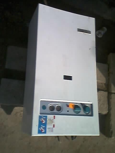 Junkers газовый котел инструкция - фото 7
